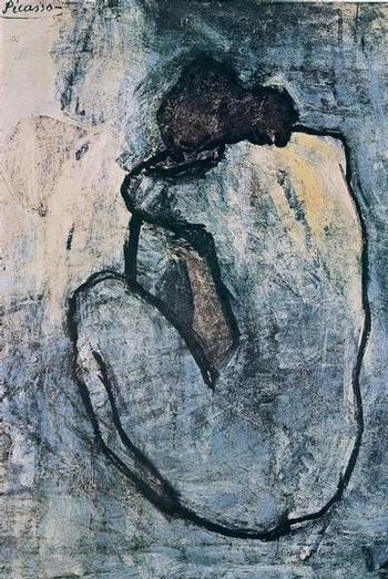 PabloPicasso-Blue-Nude-1902