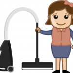 A magical vacuum: Besom sweeping magic for busy witches
