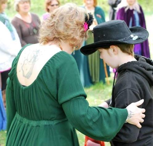 pagan children rachel patterson