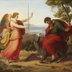 Balaam, the donkey, and the angel