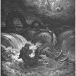Gustav Doré's Destruction of Leviathan