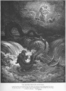 Gustav Doré's Destruction of Leviathan