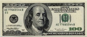 All about the Benjamin?