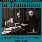 Transitional Mormonism, Part 2: An Earlier Transition
