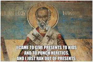 The Real St. Nicholas