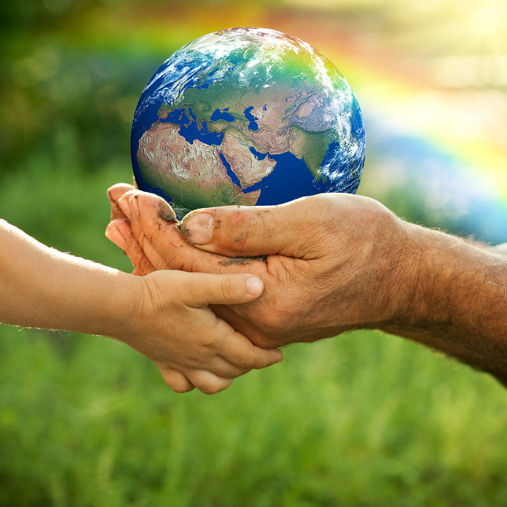 seekers and guides a simple spell for earth day