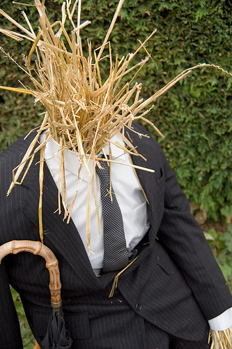 From the Shadows: Burning the Straw Men
