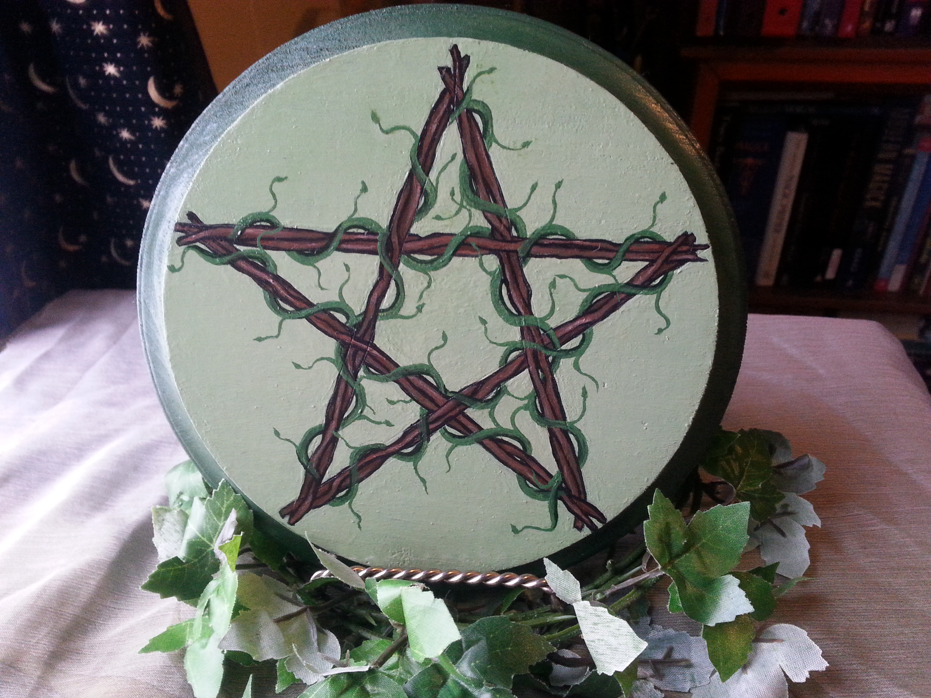 Greenwitch Pentacle By Sable Aradia Copyright C 2016 All Rights
