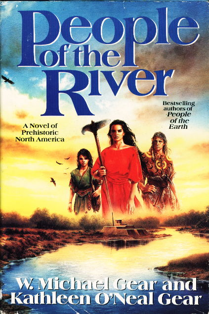 Book Review: People of the River by W. Michael Gear and Kathleen O'Neal Gear
