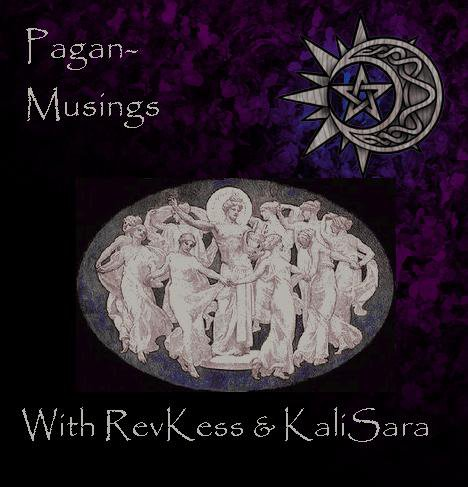 Pagan Musings Podcast and Indie Authors Care