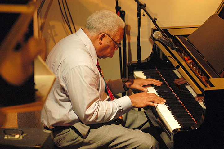 Friday Night with Ellis Marsalis at Snug Harbor