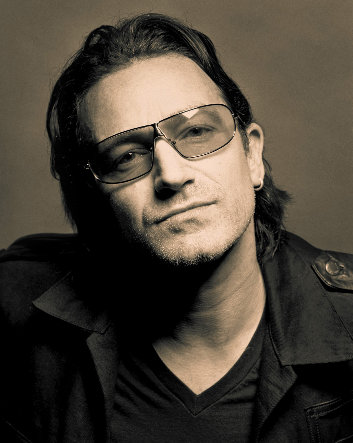 Mark Rodgers and Bono on Christian musical artists