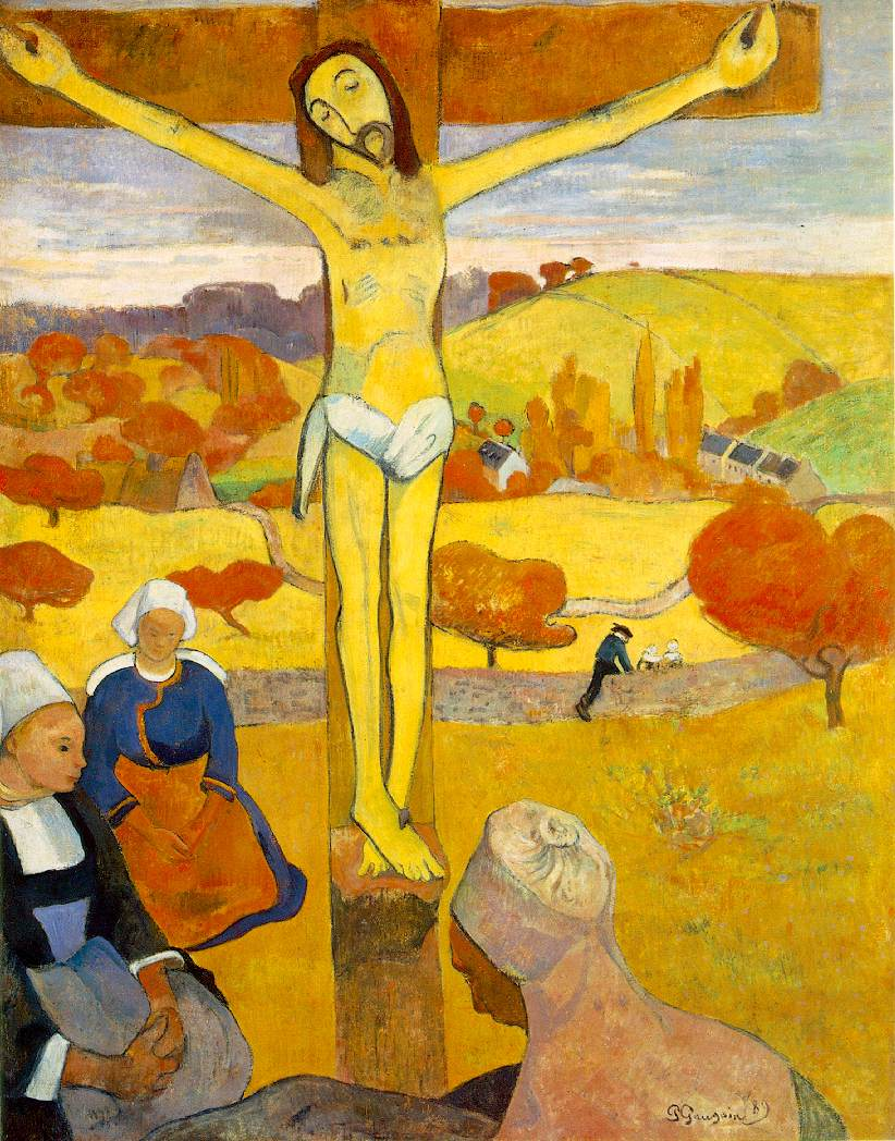 gauguin-yellow-christ
