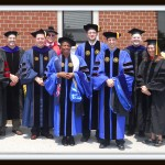 Ph.D.B.S. Graduates Class of 2012