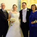 The Wedding of David Witherington and Emily Feeley