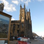 The Edinburgh Adventure– Part One