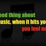 The Many Moods Manifested when Music Moves You