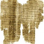 Chester Beatty Papyrus 45 in Vienna