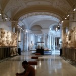 The Ephesos Museum in Vienna– the Friezes and Temple front