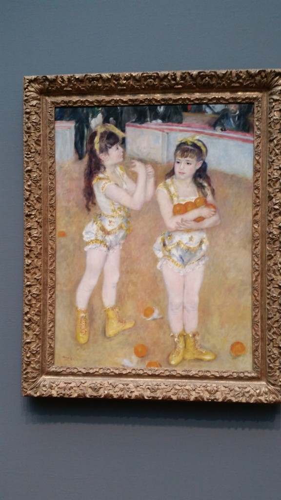 The Impressionists at the Art Institute-- Part Four