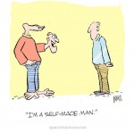 The Cartoons of Mark  Frontczak—  No. 1
