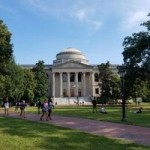 A Visit to UNC and an Old Friend