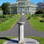The Botanic Garden in Dublin