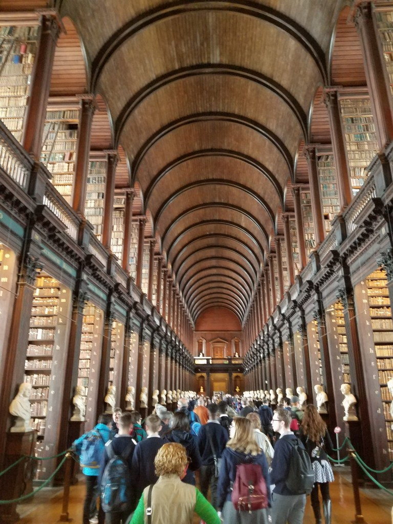 Trinity College Dublin   Ben Witherington