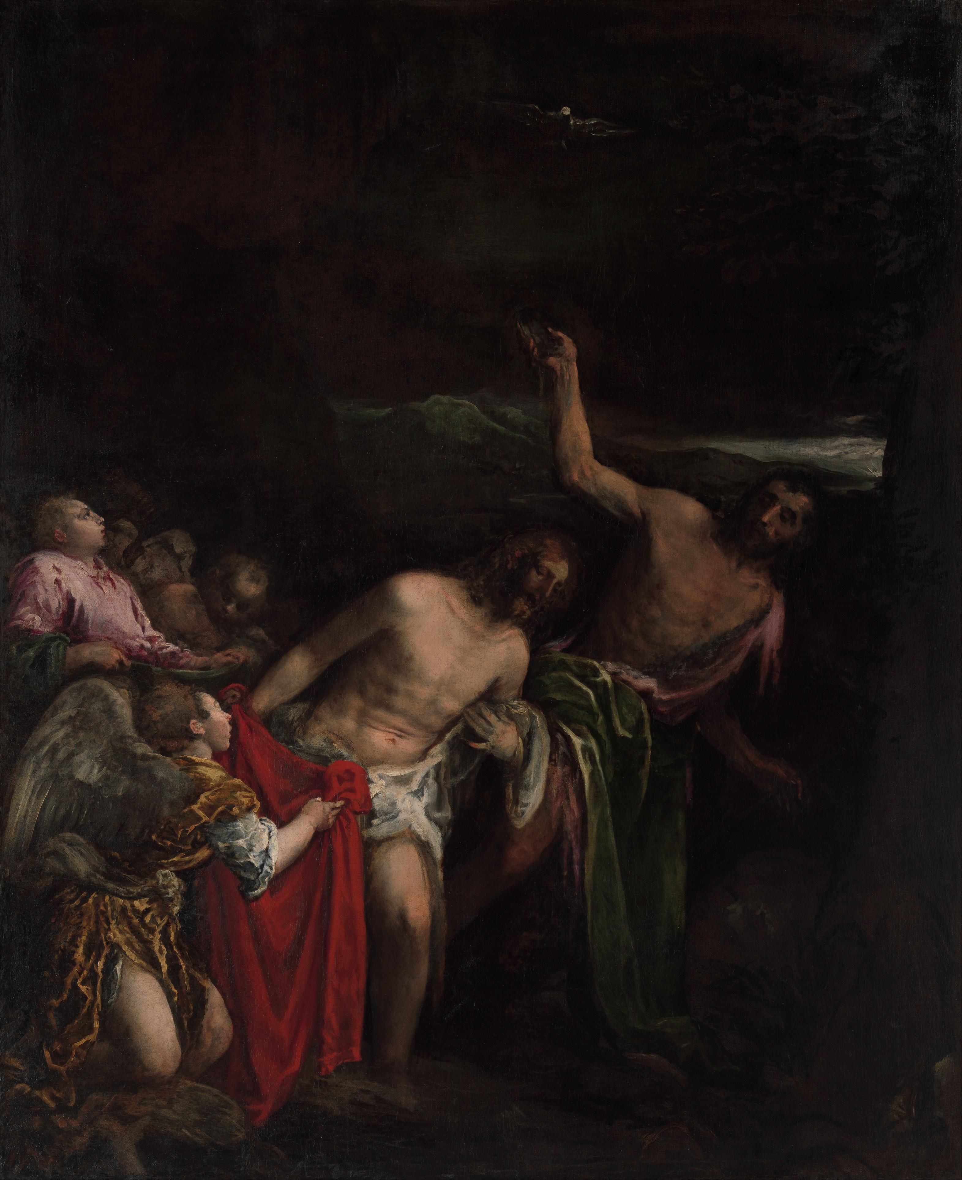 Bassanos Baptism