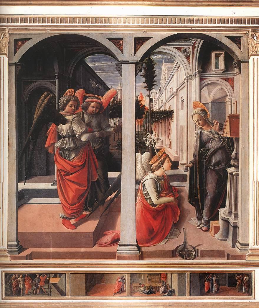 Fillipino Lippi's S. Lorenzo Pannel