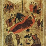Rublev nativity