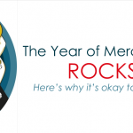 The Year of Mercy logo ROCKS! Here's why it's okay to say so.