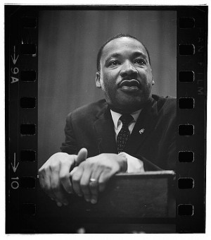 R-104 M L K photo, Marion S. Trikosko, 1964.  Library of Congress,  ML King Jr. page, images in public domain.