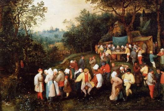 The Wedding Feast Nancy Rockwell