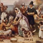 Thanksgiving Pilgrim's Progress  smithsonianmagazine