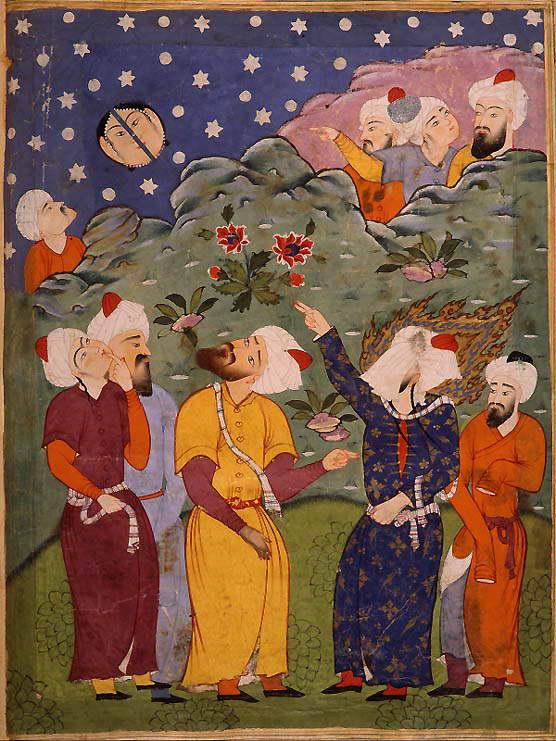 Easter 7 Mohammed_Splits_the_Moon   en-wikipedia
