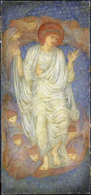 Christ_in_Glory, Edward Burne-Jones 1874, Brooklyn Museum, Vanderbilt