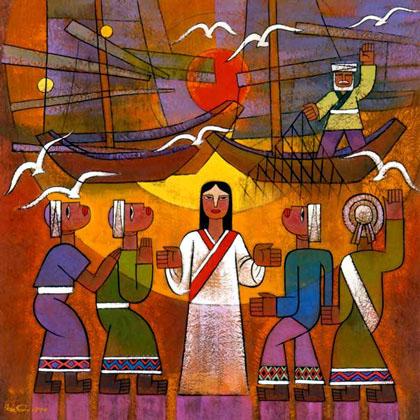 HeQi, 2001, Calling Disciples, Nanjing, China Vanderbilt