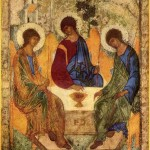 Trinity, God's Embracing  Globalism