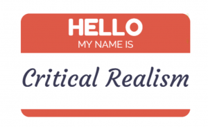Hello Crit Realism Name Tag