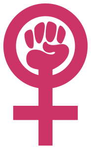 https://en.wikipedia.org/wiki/Feminism#/media/File:Woman-power_emblem.svg