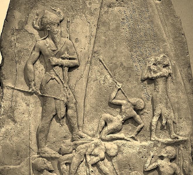 ¿Los Nefilim eran extraterrestres? Nephilim-giant-sumerian-anunnaki