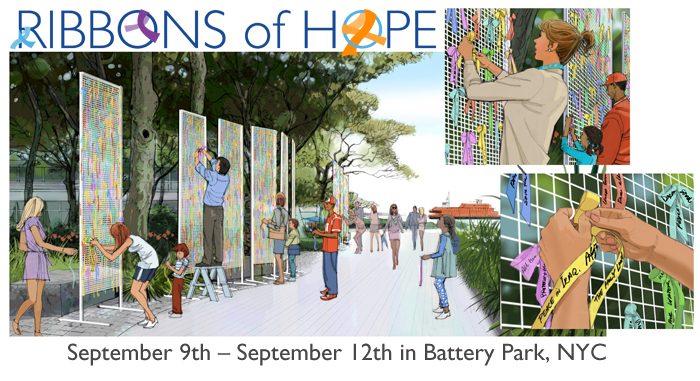 Be the Change: 9/11 Remembrances, The Ribbons of Hope Project and The Presbyterian Ministry at the United Nations