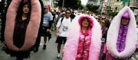 Photo by joethedork - San Francisco Bay to Breakers, 2005