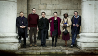 "The Cast of ""Rev. "" - It's Hell Being a Vicar"
