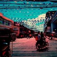 Dumaguete City street life