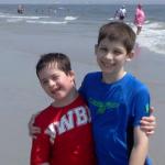 Noah and Evan