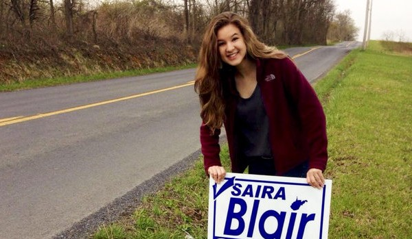 Saira Blair