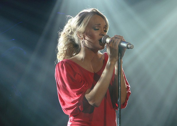Carrie Underwood flickr