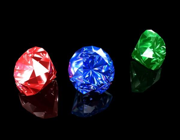 Diamonds 3D